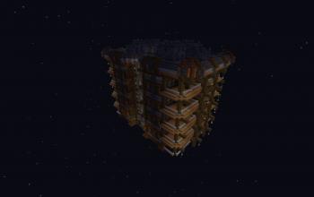 Minecraft Style Apartments (1.17)