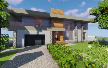 Top 5 Modern House #5 Pt 5