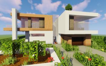 Top 5 Modern House #4 Pt 5