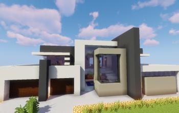 Top 5 Modern House #3 Pt 5