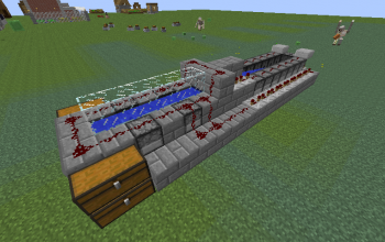 Auto TNT Cannon