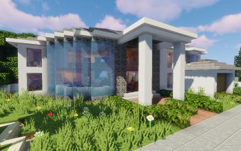 Top 5 Modern House #2 Pt 5