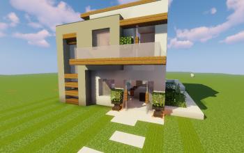 Top 5 Modern House #1 Pt 6