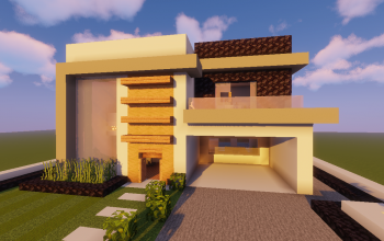 Top 5 Modern House #2 Pt 6