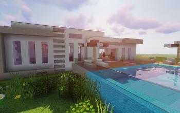Top 5 Modern House #3 Pt 6