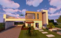 Top 5 Modern House #1 Pt 7