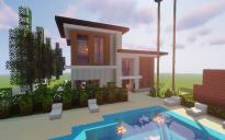 Top 5 Modern House #3 Pt 7