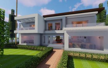 Top 5 Modern House #4 Pt 7