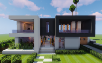 Top 5 Modern House #5 Pt 7