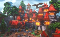 Red Medieval ❯ Factions/Survival Spawn