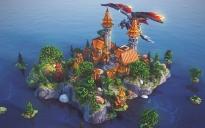 Dragon Orange Village ❯ Spawn