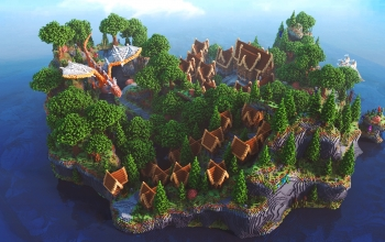 Medieval Village ❯ Giant Lobby