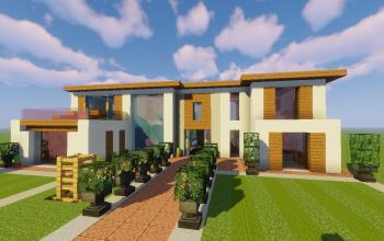 Top 5 Modern House #1 Pt 10