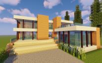 Top 5 Modern House #4 Pt 10