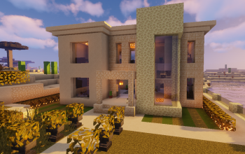 Modern House #120