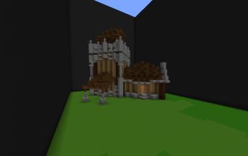 ArmorSmith Village Building