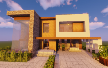 Modern House #122
