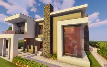 Modern House #123