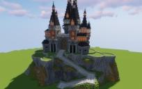 gotic castle/ Castillo gótici