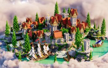 Castle Hub ❯ Cute Little Town ❯ 300x300