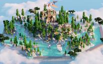 Hub Lobby ❯ Medieval Village ❯ 600x600