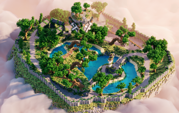PVP Arena ❯ With Natural look ❯ 200x200