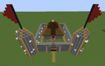 house fit for a king (simple)