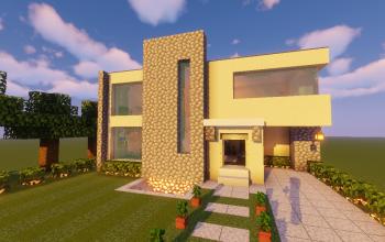 Modern House #124