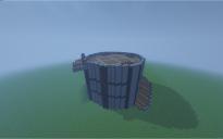 Tower-castle