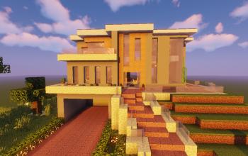 Modern House #125