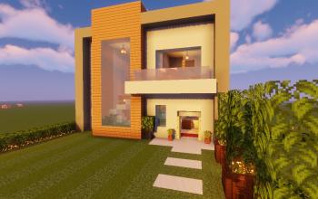 Modern House #127