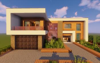 Modern House #130