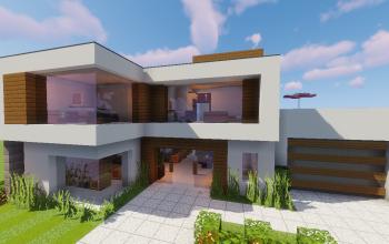 Modern House #131