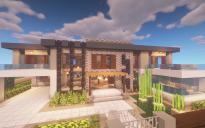 Modern House #132