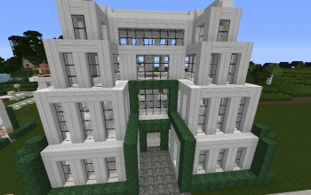 Modern Government Building