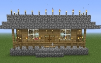 Safe fully equiped starter house