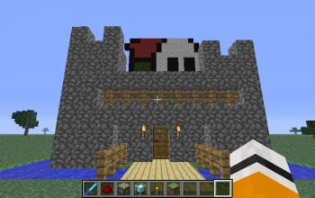 Furnished Mini Castle