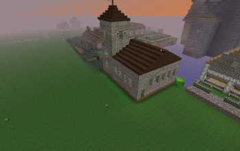 minecraft vanilla Church plus