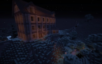 Halloween Mansion 1.7.x (house only)