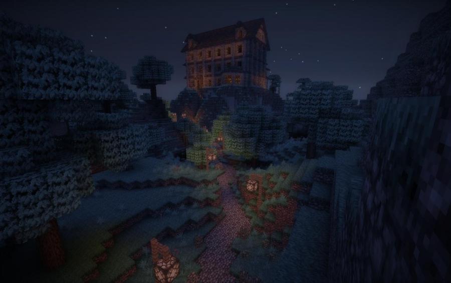 Minecraft Pe Haunted House Map Cheapfasr