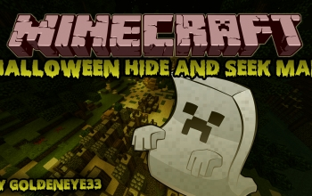 Hide and Seek Map (Halloween Special)