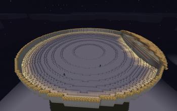 Huge Boss Arena