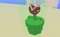3d mariopipe _pharna plant