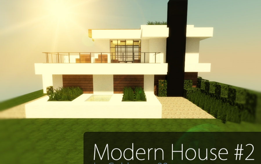 Modern Style House 2 164 Creation 1816
