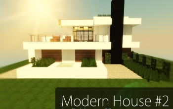 Modern Style House #2 | 1.6.4