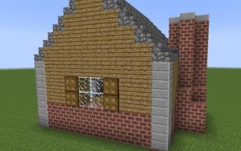 Small Brick House