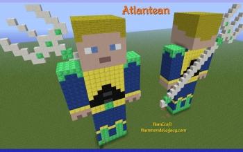 Atlantean Statue