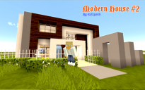 Modern House #2 (By Ecl1pse8) 1.7.2