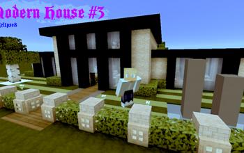 Modern House #3 (Ecl1pse8) 1.7.2