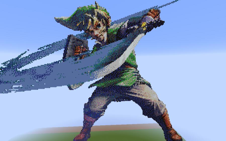 Skyward Sword Link Creation 1920